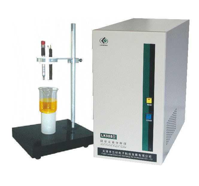 LK98BⅡ型电化学分析系统