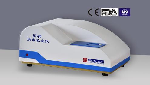 BT-90纳米激光粒度仪-动态光散射法、专用于纳米材料