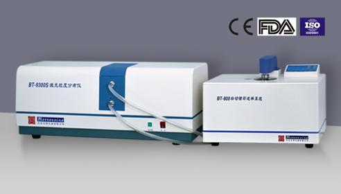 BT-9300S激光粒度分布仪-双镜头、两体化、实用型