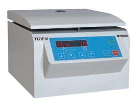TGW16台式高速离心机